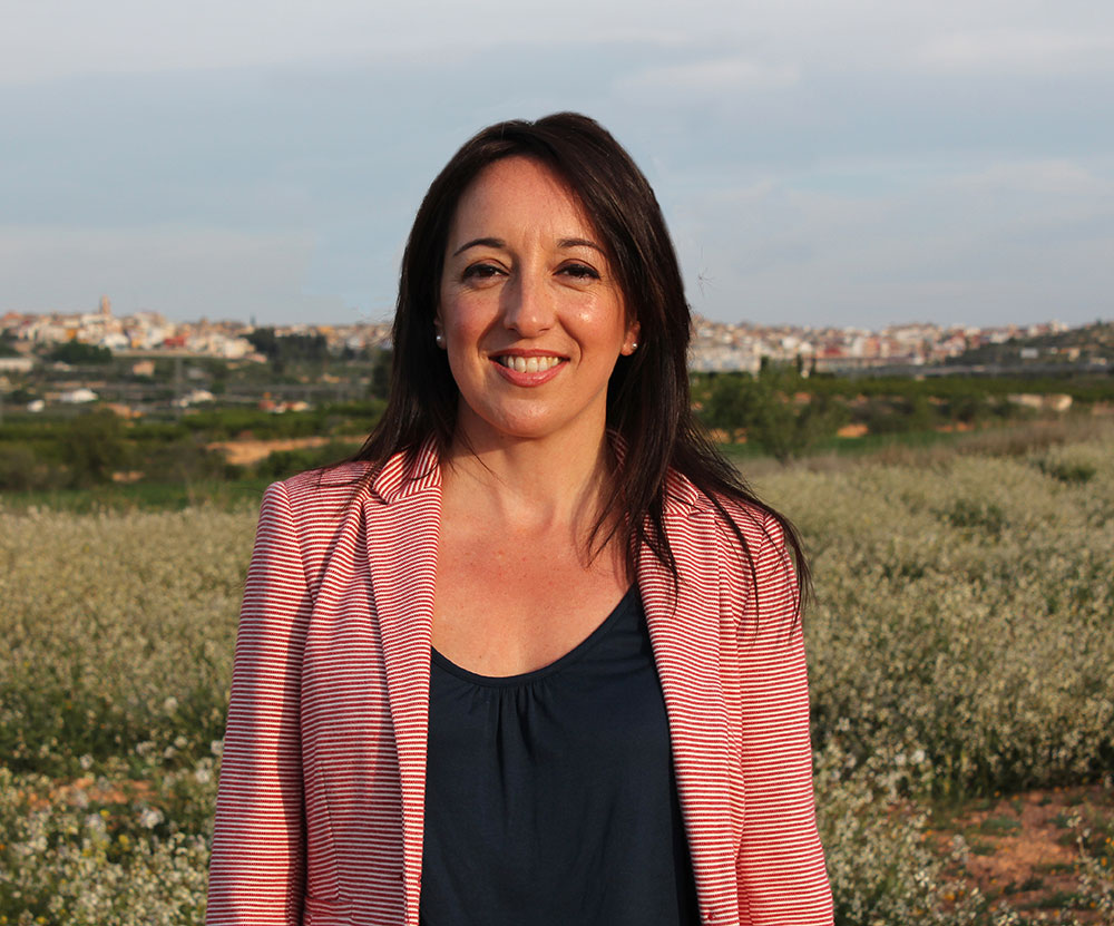 Alcaldesa de Bullas